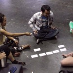 Dance Film Workshop - StoryBoarding