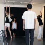 Dance Film Workshop - Rehearsing Choreography