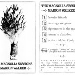 The Magnolia Sessions - Front & Back of CD Insert