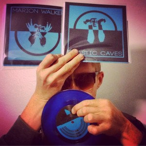 Marion Walker/Plastic Caves Split 7""